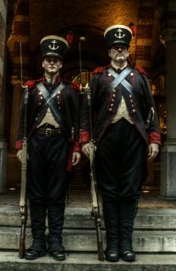Mariniers 1805-1810 (Koninkrijk Holland)