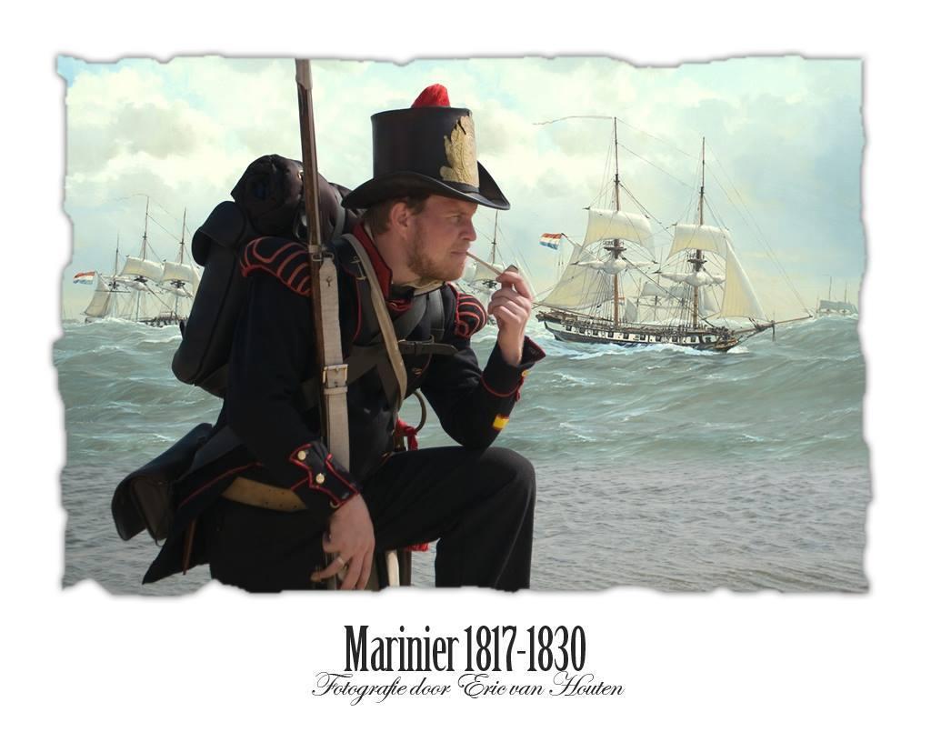 marinier-1817-1830-equipage-de-delft-koninkrijk-der-nederlanden-dutch-marines-korps-mariniers-re-enactment