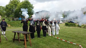 Equipage De Delft - mariniers 1772 - 1830 - Dutch marines re-enactment