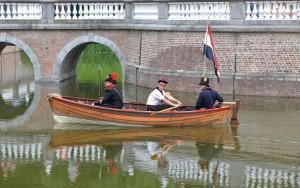 Equipage De Delft - Marinier 1817-1830 - Matroos - Bootsman - Marine - Jol - Verenigd Koninkrijk der Nederlanden 1830 - Kasteel d'Ursel Hingene - Dutch Navy reenactment