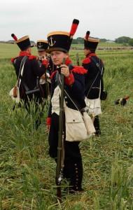 Mariniers 1805 - 1810 - Bataafse Republiek - Koninkrijk Holland - Equipage De Delft - Netherlands Marines - Navy re-enactment - geschiedenis Korps Mariniers