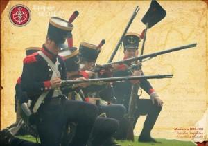 Equipage De Delft - Mariniers 1805-1810 - Bataafse Republiek - Bataafs Gemenebest - Koninkrijk Holland - Dutch Marines - Navy re-enactment B