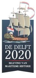 "Logo ""De Delft 2020"" (ontwerp: Stephan Vroom)"