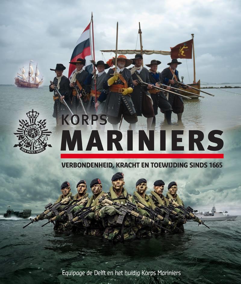 Korps Mariniers - Regiment de Marine 1665 1667 - Equipage De Delft - Dutch Marines Navy Michiel de Ruyter - Zeven Provinciën