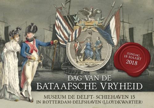 Jaar van de Bataafsche Vryheid - Equipage De Delft - Museum De Delft Rotterdam Delfshaven Lloydkwartier - levende geschiedenis evenement