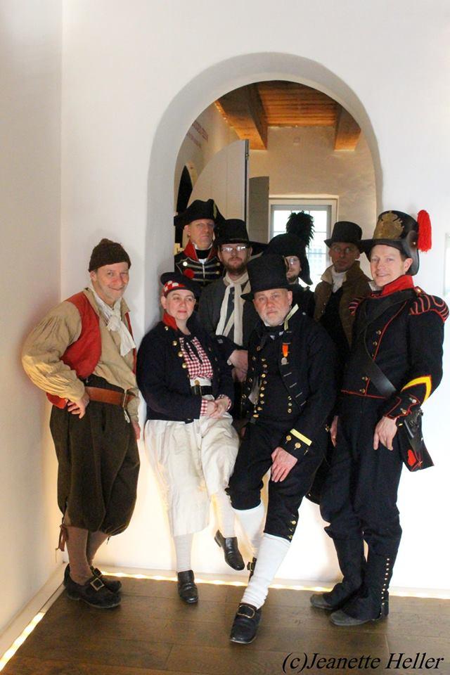 Equipage De Delft - 125 jaar Koninklijke Marine Reserve - Scheepvaartmuseum Amsterdam